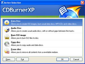 burn ISO to CD