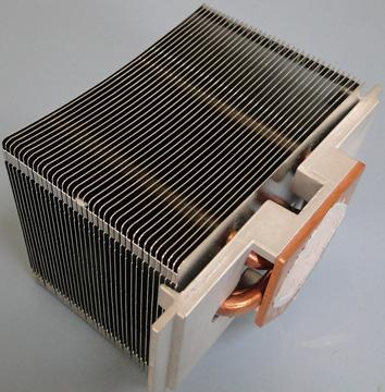 computer CPU heatsink