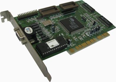 computer VGA card