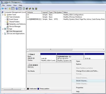 computer management screen1