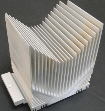 computer processor heatsink