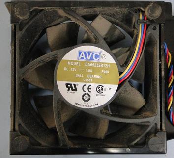 dell520 processor fan1