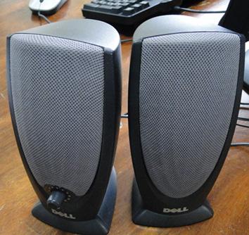 dell computer speaker