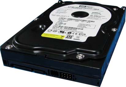 How To Format Hard Drive For New Build