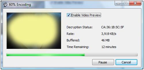 DVD to hard drive