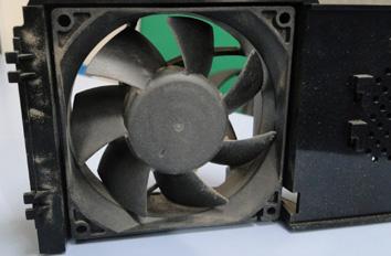 computer processor fan