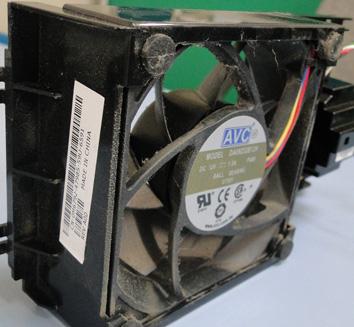 dell520 processor fan