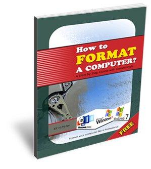 format a computer